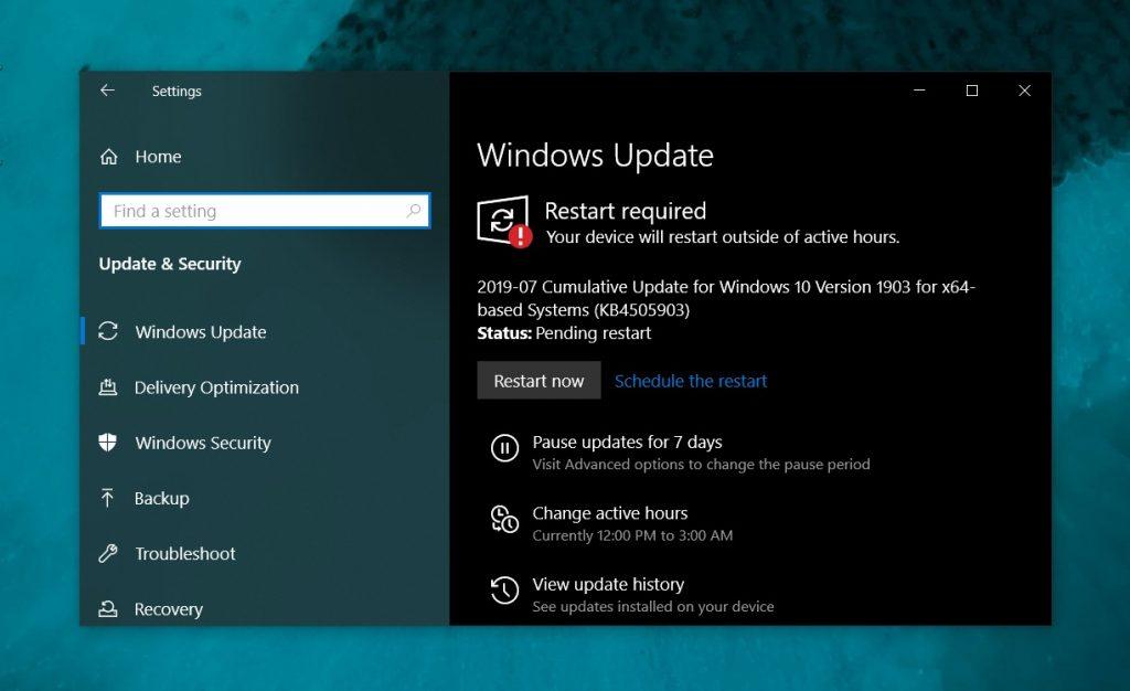 windows 12 update