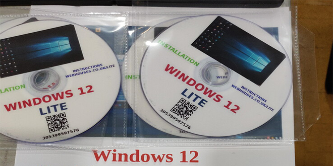 windows 12 lite linux