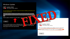 windows 12 error update